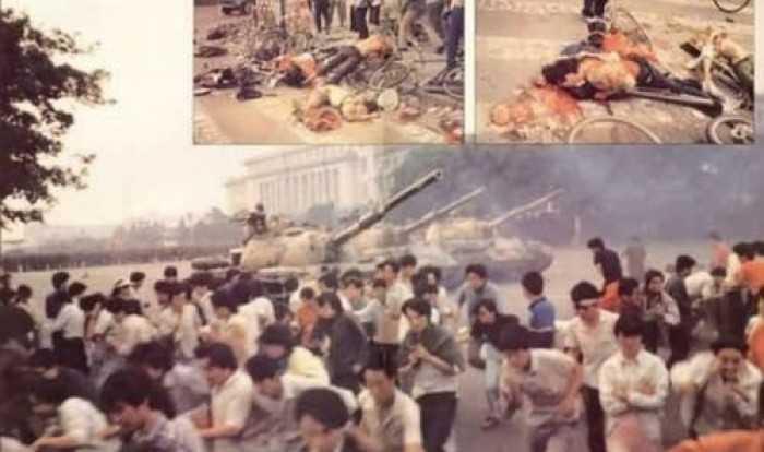 Thảm sát tại Thiên An Môn ngày 4/6/1989