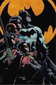 Patrick Gleason Detective Comics 1000