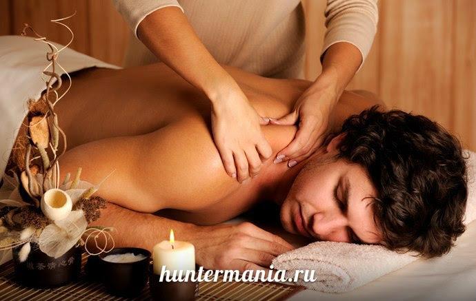 Эротический массаж, диалог на языке тела