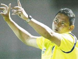 Roberto Carlos, Horizonte, técnico (Foto: Arquivo Pessoal)