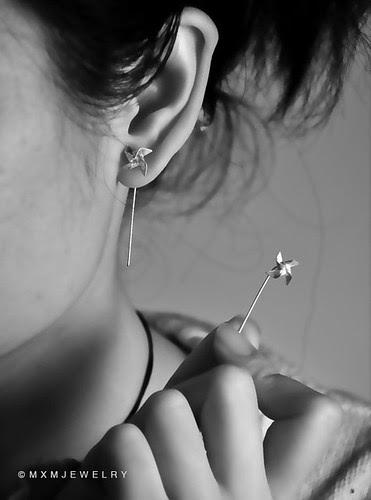 PINWEEL EARRINGS