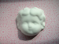 New: China Doll Heads! Un-Finished 2!