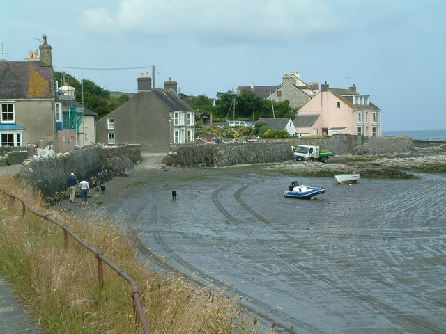 File:Foreshore at Parrog, Newport Sands - geograph.org.uk - 415803.jpg