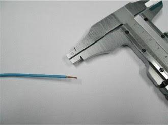 Как определить сечение провода по его диаметру: таблица, видео, формулы