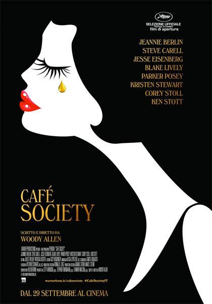 Risultati immagini per Café Society locandina