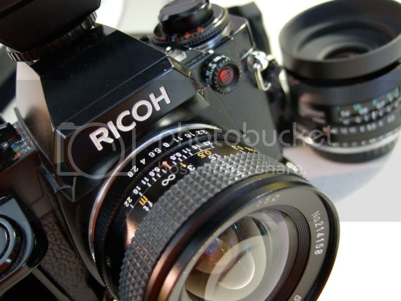 The Ricoh Love With Ricoh XR-P