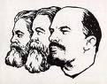 Marx, Engls e Lénin