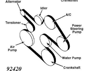 33 1994 Chevy Silverado Serpentine Belt Diagram - Wire ...