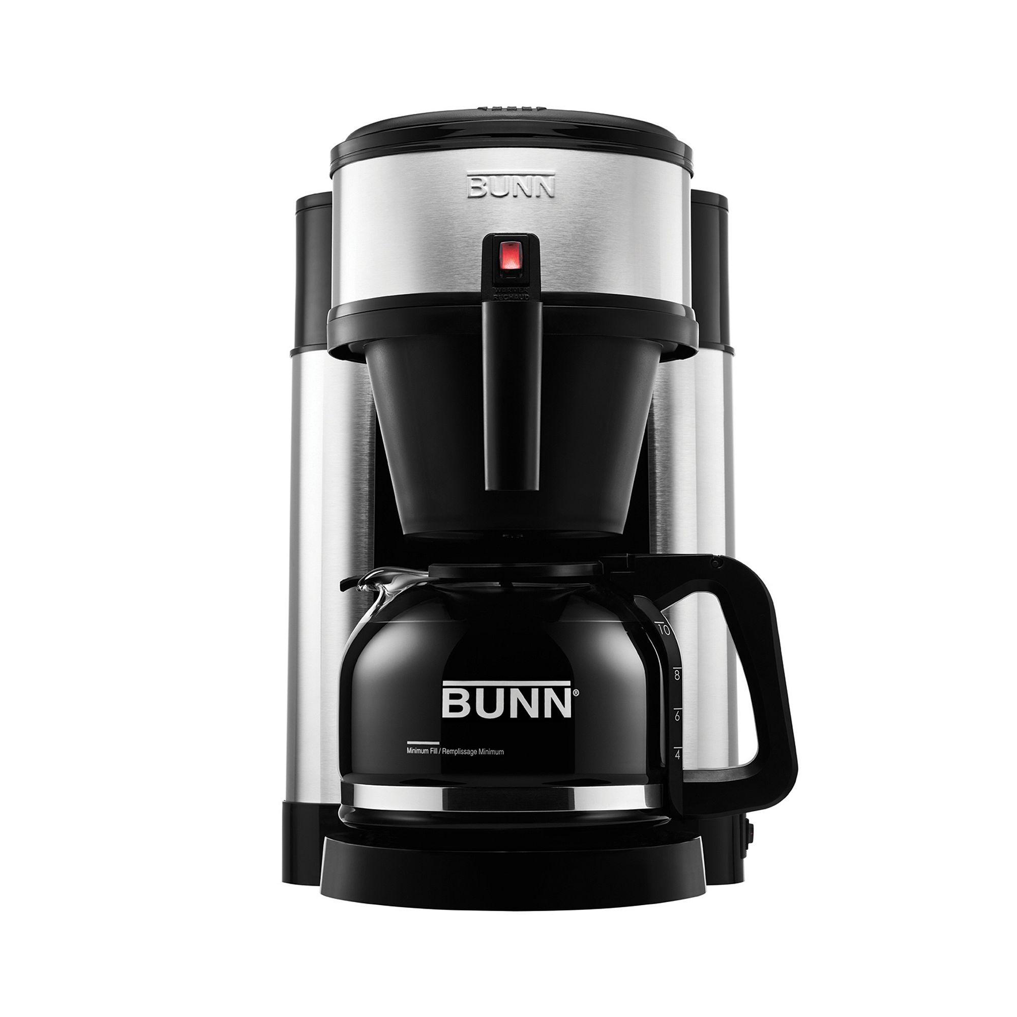 Bunn NHS Velocity Brew 10-Cup Coffee Maker