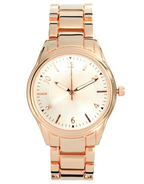 Image 1 of ASOS Boyfriend Watch