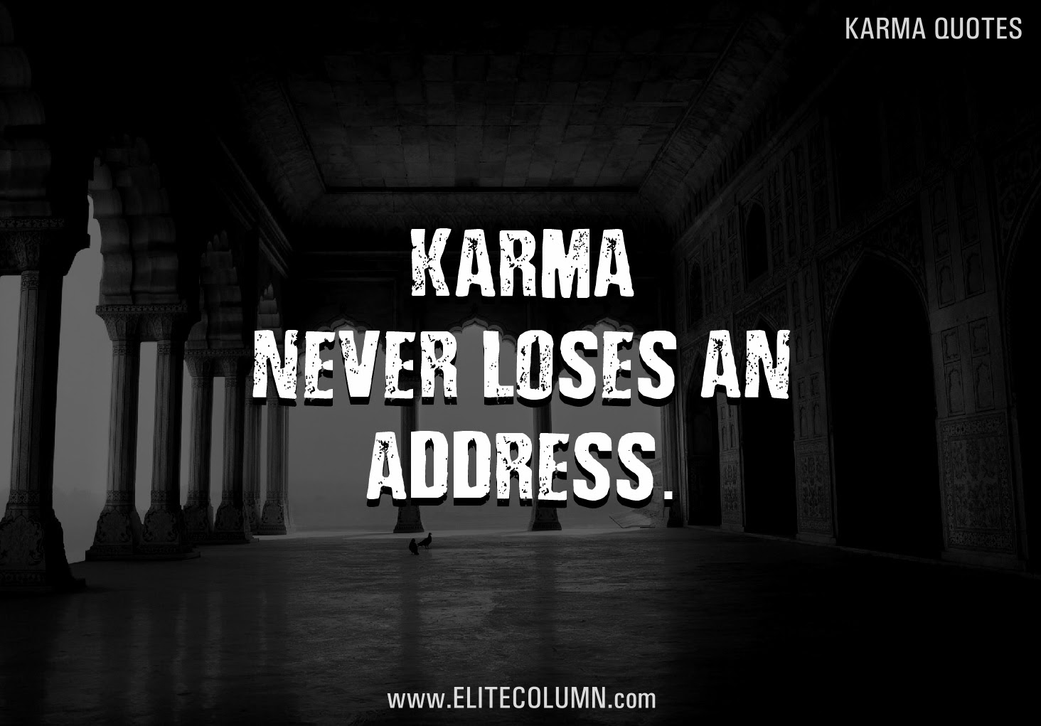 12 Karma Quotes So Relevant To 21st Century Life Elitecolumn
