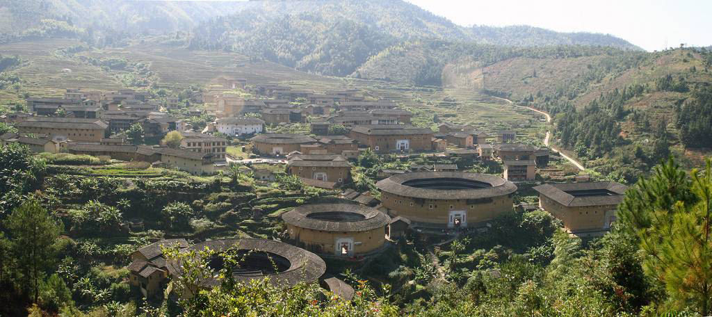 tulous Fujian china 09