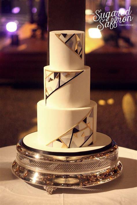 Best 25  Geometric cake ideas on Pinterest   Black and