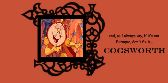 Cogsworth The Narrator
