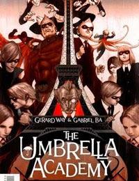 The Umbrella Academy Online Comic
