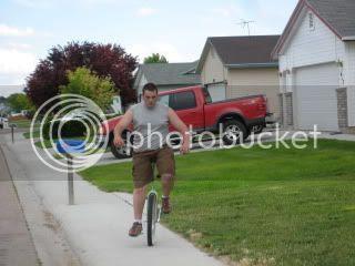Jordan unicycle