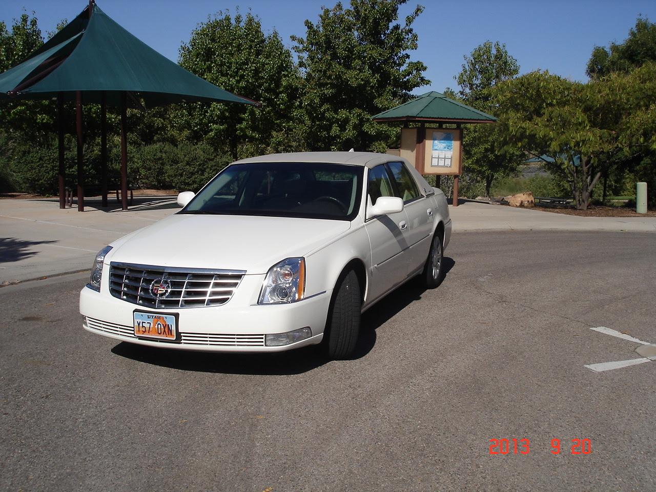2010 Cadillac DTS - Review - CarGurus