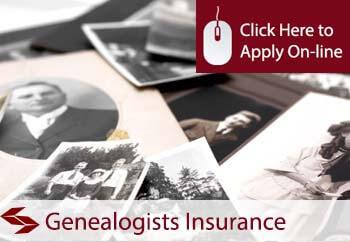 Genealogist Professional Indemnity Insurance in Ireland