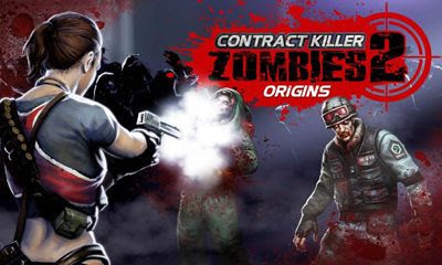 Screenshots of the Contract Killer Zombies 2 for Android tablet, phone.