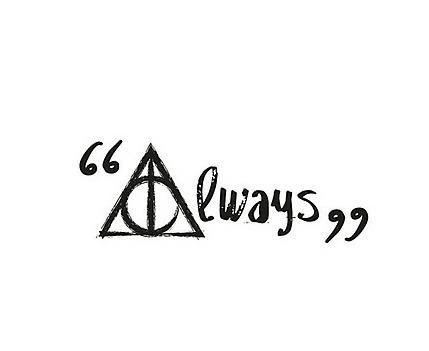 Image result for always harry potter