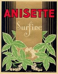 anisette surfine