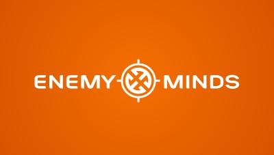 Enemy Mind : Information security company logo design