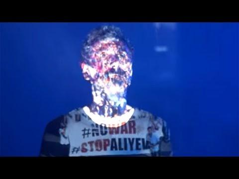 """""""SystemOfADown: revelan imágenes inéditas de la grabación de #ProtectTheLand"""