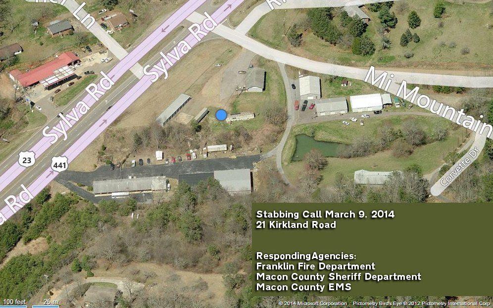 Kirkland Road Stabbing
