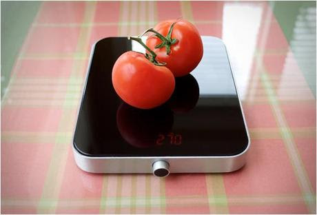 Stylish Kitchen Scale for Minimalists - Paperblog