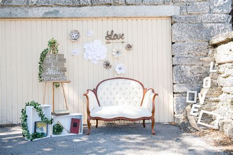 Vintage Outdoor Greynolds Park Wedding