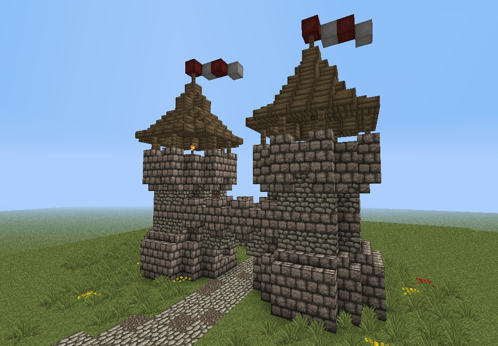 Minecraft House Roof Designs Gambleh Y