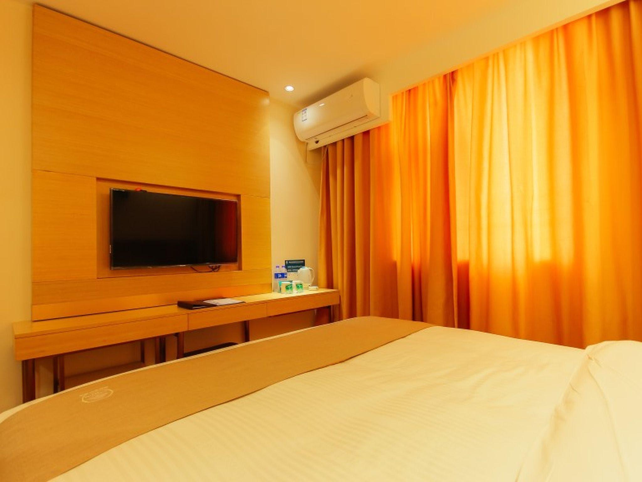 Price GreenTree Inn Zhengzhou Zhongyuan District Huaihe Road Tongbai Road Metro Station Shell Hotel