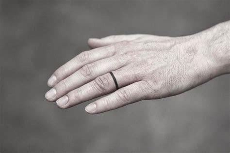 Wedding Ring Tattoos Ideas   Ring Finger Tattoo for
