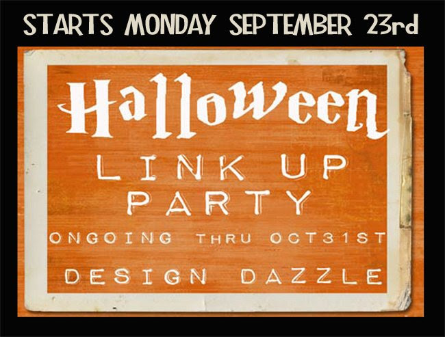 halloween link party - Design Dazzle