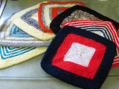 Pine St. Inn Knit-a-thon 2010