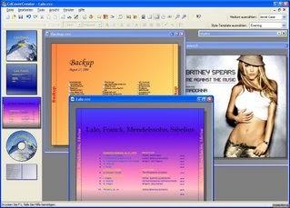 Créez vos pochettes de CD avec CdCoverCreator