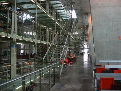 Biblioteca Nacional Vasconcelos