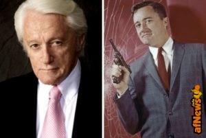 Robert Vaughn (Napoleon Solo) passed away