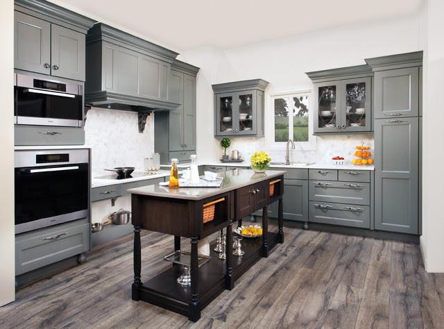 Wellborn Cabinet - Contemporary - Kitchen - birmingham ...