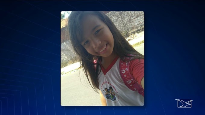 Mais de uma pessoa está envolvida na morte de menina encontrada enterrada no próprio quintal, afirma polícia