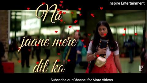 Najane Mere Dil Ko Kya Ho Gaya Lyrics