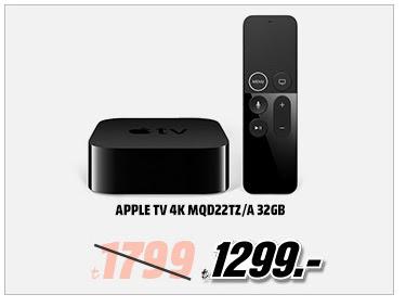 APPLE TV 4K MQD22TZ/A 32GB 1299TL