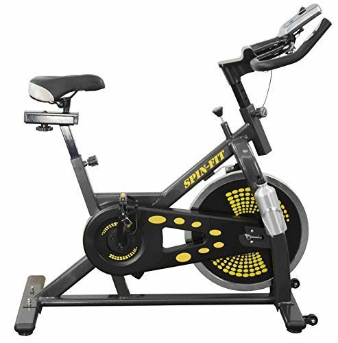 Spin Bike Aerobic Fitness Exercise Bike Training Spinning Bike Training Cardio Home Work Out: 13kg Flywheel