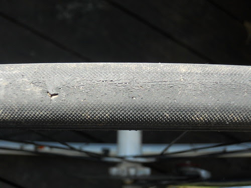 Maxxis Re-Fuse Tire - worn out?