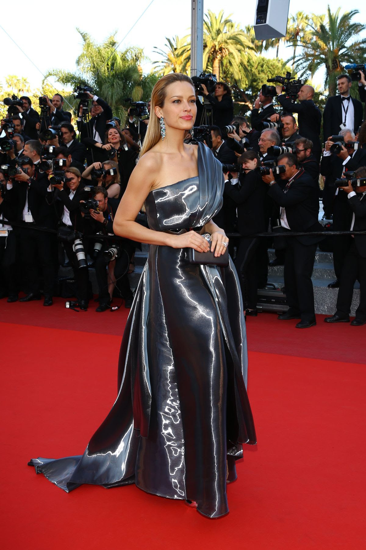 PETRA NEMCOVA at Julietta Premiere at 69th Annual Cannes Film Festival 05/17/2016