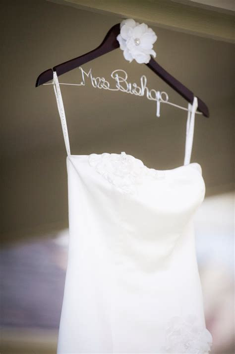 Wedding Dress Hanger Bride Hanger Wedding Hanger By