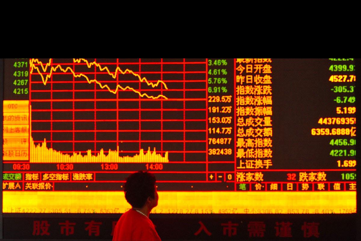 financial crisis china stock market  (9)