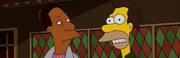 Lenny e Carl em 'Os Simpsons' (Foto: Divulgação/Fox)