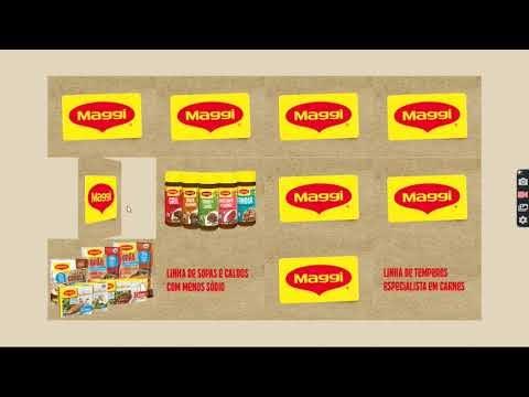 Convenção 100 anos Nestlé - MEMÓRIA MAGGI