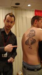 Wormwood Tattoo